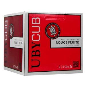 BIB Rouges 5 & 10L